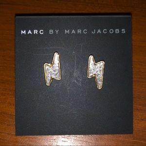 marc jacobs lighting bolt studs